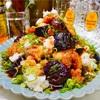 【レシピ】柚子胡椒からあげと茄子のおろしポン酢