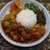 【セイロンカリー】大阪でおいしいスリランカ料理がいただける!混ぜるほどおいしいアンブラはスリランカカリーの基本!