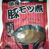 業務スーパー 豚モツ煮(ピリ辛みそ味)400g298円(税抜)