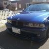 自動車内装修理#154 BMW/E39型M5 レカロシートひっかき傷
