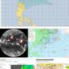 【台風20号の卵】日本の南には台風の卵である熱帯低気圧(TD21W)が存在!台風20号『ノグリー』となって日本の南海上を西進!気象庁・米軍・ヨーロッパ中期予報センターの進路予想は?
