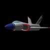 iOS で SceneKit を試す(Swift 3) その84 - SceneKit の画面上の UI (HUD) を  2D ライブラリ SpriteKit で実装してみる