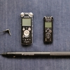 低音が録音できるマイクの付いたICレコーダーOLYMPUS LS-P4でいろいろ録比べてみました LS-10、MKE600