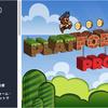 Platformer PRO 横スクロール2Dゲームが作れる大人気テンプレート(コーギーエンジンのライバル!?)