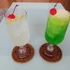 レモンスカッシュとクリームソーダで暑い夏を乗り切る!