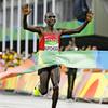 男子マラソン、佐々木16位が最高 キプチョゲV 石川36位、北島94位