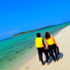 ヨットクルーズで最高の島旅時間を過ごそう。パナリ島シュノーケリング
