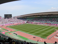 Go to Yanmar Stadium to face Cerezo Osaka.