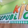 7区のキッズカフェ「Kid Republic」