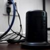 USBポート付き コンパクトで省スペース エレコム タワー型電源タップ