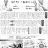 中日新聞広告局制作『ドクターQ&A vol.3 脳卒中について』が掲載されました