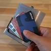 【財布】無印良品ステンレスカードケースはなんちゃってマネークリップとしてぴったり