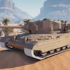 【WOT】イギリス Tier 8 課金中戦車 Chimera  車輌性能と弱点【Supertest】