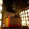 京都祇園祭の宵山を初体験。粽、出店、山鉾を見学