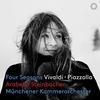 ヴィヴァルディ:『四季』&ピアソラ:『ブエノスアイレスの四季』 / シュタインバッハー, ヴィドヴァ, ミュンヘン室内管弦楽団 (2020 SACD)