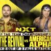WWE NXT 343 JULY 6, 2016 アメリカン・アルファvsザ・リバイバルはNXTタッグ戦線版「名勝負数え歌」!