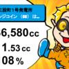 宮崎県三股町1号発電所の11月度分のチェンジコインを分配しました