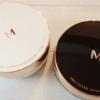 ミシャのクッションファンデ2種プロカバーとモイストを比較!