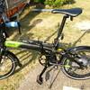 折り畳み自転車 tern LINK N8 with Trolley Rack