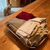 木綿の古着の再利用法