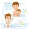 乳児のお風呂の入れ方 ~1人目~