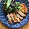 玉ねぎ塩麹で作る豚カツ/安いアメリカ産の豚肉が美味しく変身!
