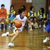 バスケ・ミニバス写真館89 一眼レフで撮影したバスケットボール試合の写真