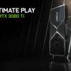 NVIDIA、「GeForce RTX 3080 Ti」と「GeForce RTX 3070 Ti」が正式発表!! ~ 6月上旬発売で価格はそれぞれ599ドル・1,199ドル