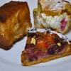 代々木上原の「ル・カフェ・デュ・ボンボン」で季節のフルーツのタルト、パリ・ブレスト、パン・プディング。