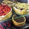 痺れるほど美味しいケーキ@モスクワ