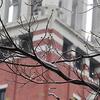 雨の神戸 1月17日。
