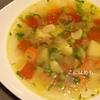 【ハンガリー料理】野菜不足に!「お野菜たっぷりスープ」作り方・レシピ。zöldségleves