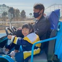 【スザンヌの妹マーガリンの子育てブログ】日本一のアトラクション数の遊園地、グリーンランドで乗ってよかったベスト3☺️‼️