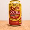 ピルスナーとエールのブレンド!海外のビールの風味を楽しみたい「アサヒ ザ・ダブル!」