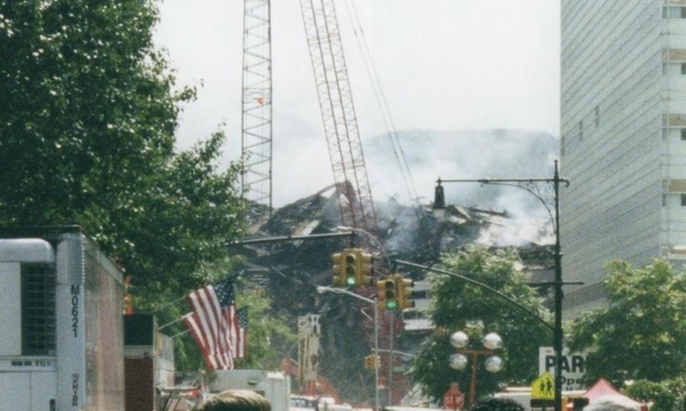 アメリカ同時多発テロ(2001年)