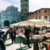 イタリア ルッカの蚤の市