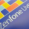 スマートフォンの買い替え・・・ASUS zenfone live (L1)