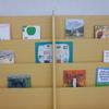 とある学校の図書館(絵本しりとり)