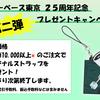 25周年プレゼントキャンペーン・第2弾!!