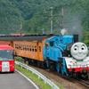 ニコニコ生放送でトーマス号を生中継 トーマス号が持つさまざまな魅力を、全国のキッズや鉄道ファンへ 大井川鐵道