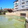 スペイン、オウレンセの温泉「As  Burgas」