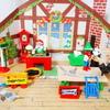プレイモービル サンタさんのおもちゃ工房