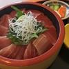 まぐろ丼を食べに串木野の「海鮮まぐろ家」に行ってきました