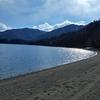 中禅寺湖釣行  開幕戦です。