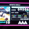 BeatStream_AT記-片手INFINITE WORLD(NIGHTMARE)攻略-