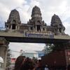 タイからカンボジアへ陸路で国境越え <カンボジアツアー1日目>