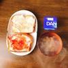 オシャレっぽく朝食の写真が撮れました。