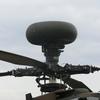 空飛ぶキノコ 陸上自衛隊の攻撃ヘリコプターの火器管制レーダー