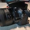 Nikon D5500のラバーパーツが剥がれたので直した話