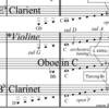 クラシック管弦楽器の音域の資料(資料販売)